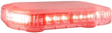 ABRAMS RED LED RUGEYE 10-INCH ULTRA BRIGHT LIGHT BAR