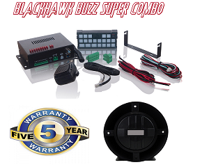 BLACKHAWK BUZZ SUPER COMBO W/SPEAKER