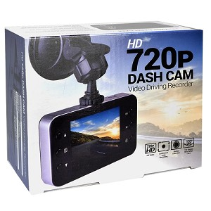 720P Car Dash IR Insurance DVR Camera - BLACKBOK280