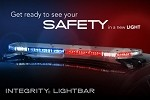 Federal Signal Integrity lightbar 44 IN  2662768