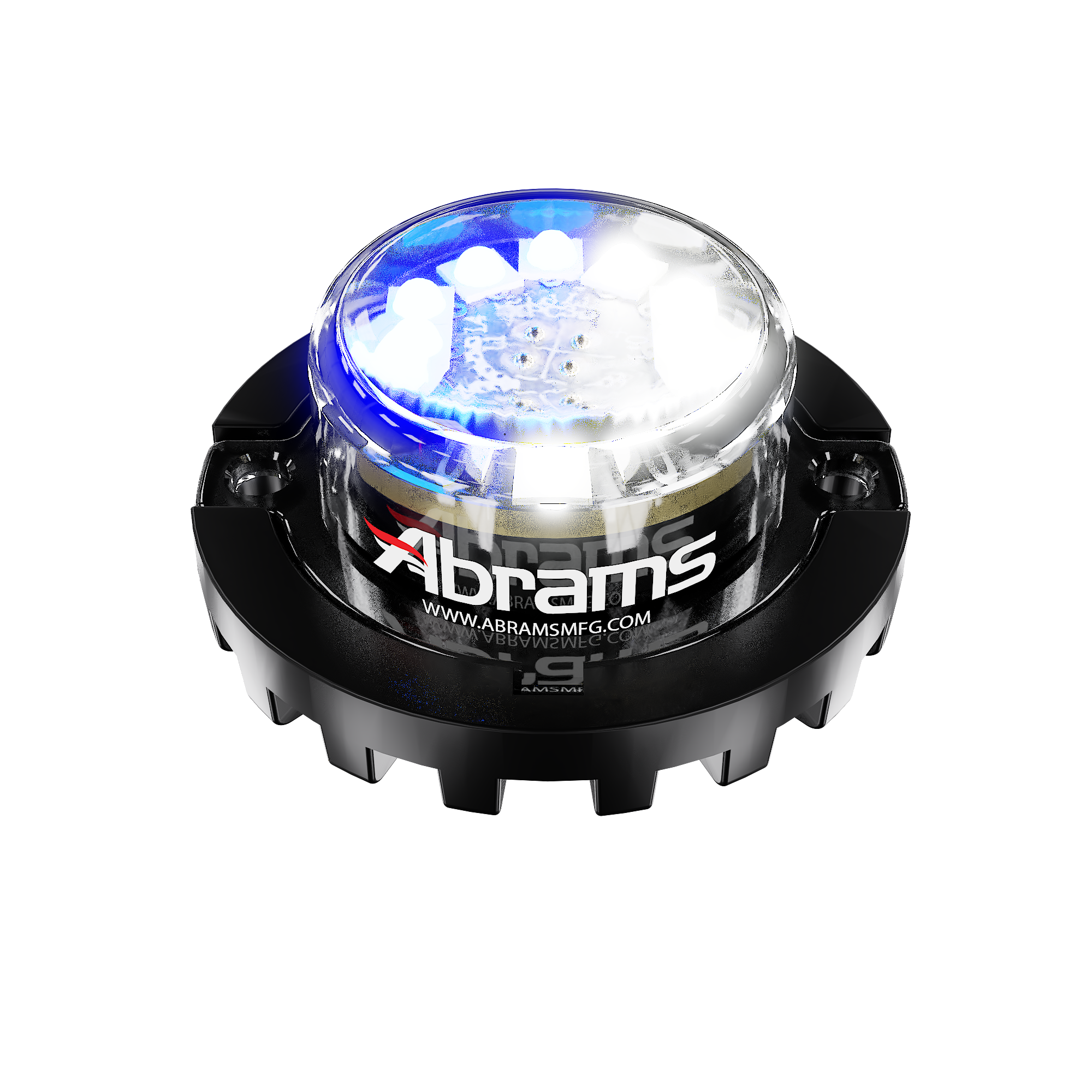 Abrams Blaster Dual Color 120 LED Hideaway