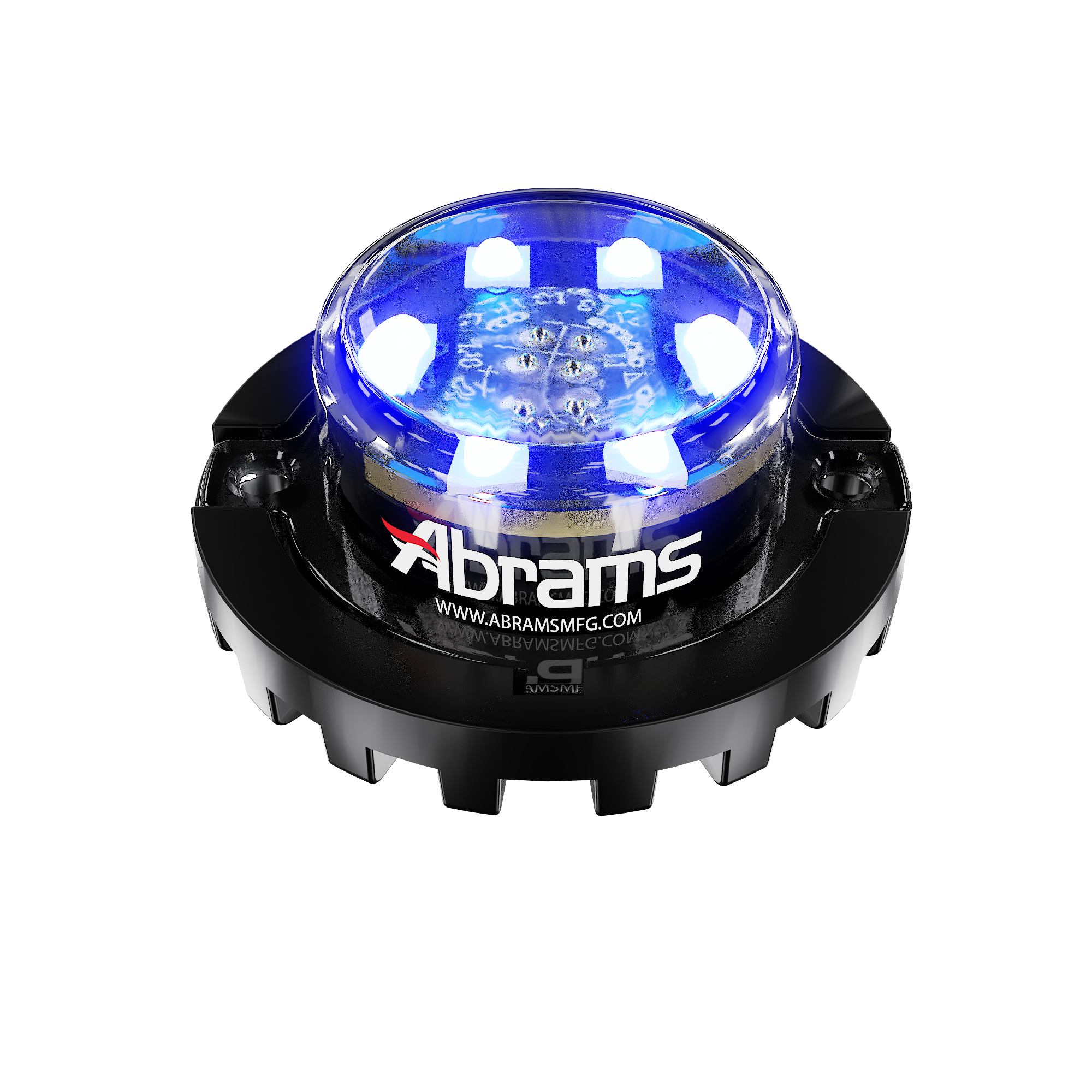 Abrams Blaster Single Color 6 LED Hideaway