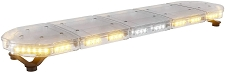 ABRAMS Amber LED RUGEYE 47-INCH ULTRA BRIGHT LIGHT BAR