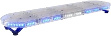 ABRAMS BLUE LED RUGEYE 47-INCH ULTRA BRIGHT LIGHT BAR