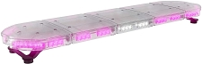 ABRAMS Purple LED RUGEYE 47-INCH ULTRA BRIGHT LIGHT BAR