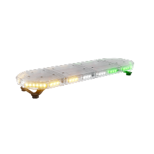 ABRAMS Amber and Green LED RUGEYE 37-INCH ULTRA BRIGHT LIGHT BAR