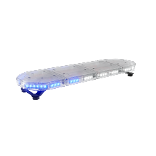 ABRAMS Blue and White LED RUGEYE 37-INCH ULTRA BRIGHT LIGHT BAR