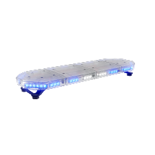 ABRAMS BLUE LED RUGEYE 37-INCH ULTRA BRIGHT LIGHT BAR