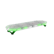 ABRAMS Green LED RUGEYE 37-INCH ULTRA BRIGHT LIGHT BAR