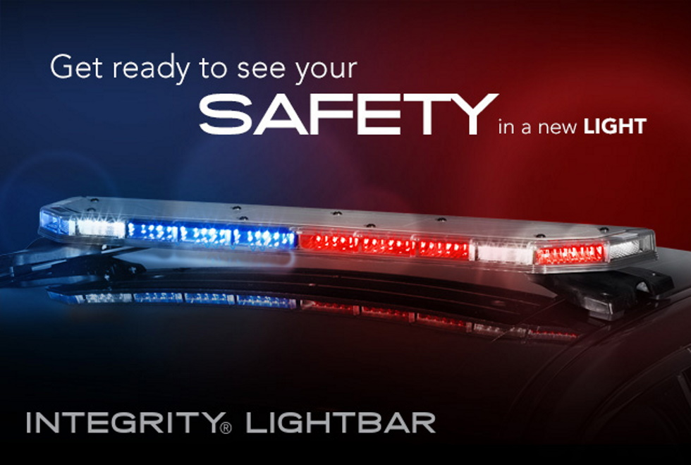 Federal Signal Integrity lightbar 44 IN 2635044