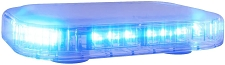 ABRAMS BLUE LED RUGEYE 10-INCH ULTRA BRIGHT LIGHT BAR