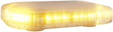 ABRAMS AMBER LED RUGEYE 10-INCH ULTRA BRIGHT LIGHT BAR