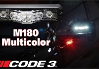 Code 3 M180 Multi Color Intersection Light